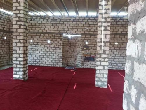 إعمار مسجد الفتح - كو م امبو - اكتوبر 2016
