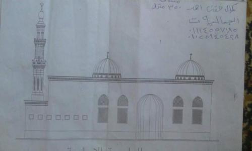 بناء وتعمير مسجد أحباب المصطفى - قنا - فبراير 2017