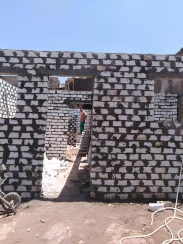 بناء منازل وأسقف - الأقصر - رمضان 1440 هـ