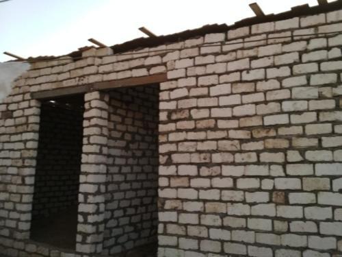 بناء منازل وأسقف - أسوان - يناير 2019