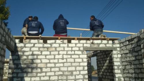 بناء منازل وأسقف - سوهاج - ديسمبر 2018